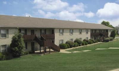 Building, Hawthorne Place Apartments, 1