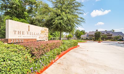 Community Signage, Villas at Valley Ranch, 2