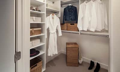 Storage Room, Flats at Plano West, 2