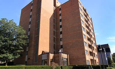 Building, Highland Plaza Apartments, 0