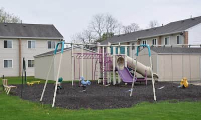 Playground, Newberry Estates, 2