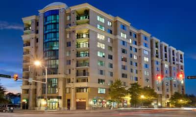 Building, 2201 Wilson, 1