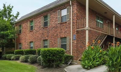 Building, Metairie East Rental Center, 2