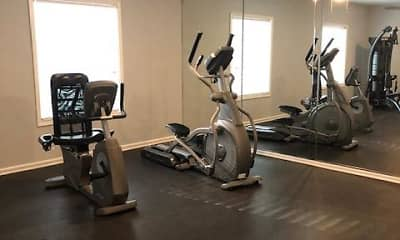 Fitness Weight Room, Regal Vista, 2