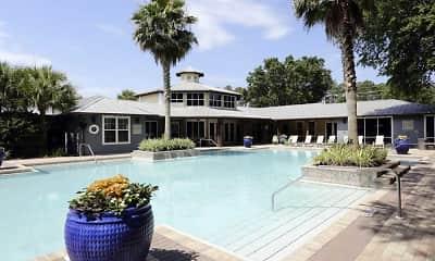 Pool, Avalon Apartments, 0