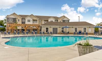 Pool, Anthem at Creekside, 0