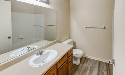 Bathroom, Springview Apartment Homes, 2