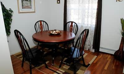 Dining Room, Cloverleaf Gardens, 2