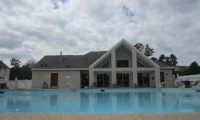 Pool, Beaver Creek Apartment Homes, 1