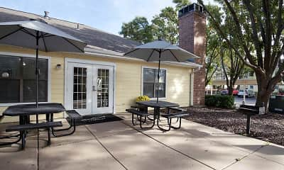 Recreation Area, Eaglerock Village Apartments, 2
