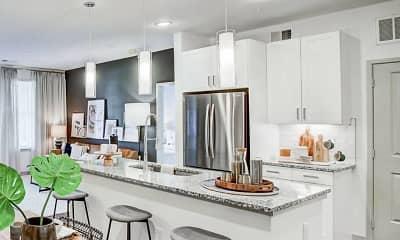 Kitchen, The Felix, 1