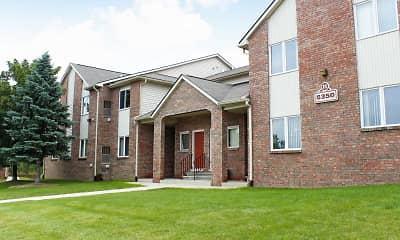 Building, Stoney Creek Village Apartments, 0