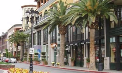 Building, Santana Height at Santana Row, 1