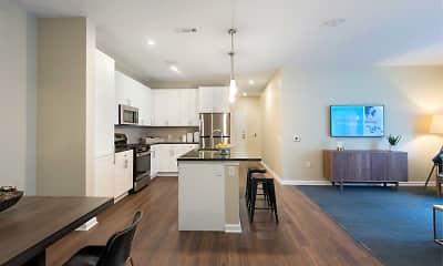 Kitchen, Avalon Somers, 1