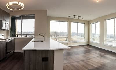 Kitchen, The Current on River, 0
