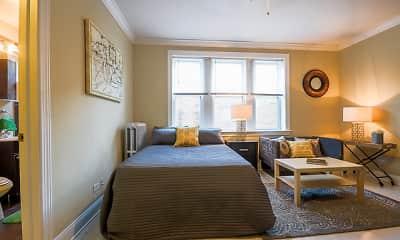 Bedroom, 839 Diversey, 0