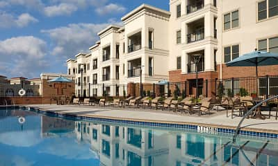 Building, Tremont Apartment Homes, 0