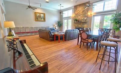 Living Room, Aspen Glen, 1