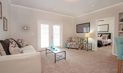 Living Room, The Domain at Bennett Farms, 1
