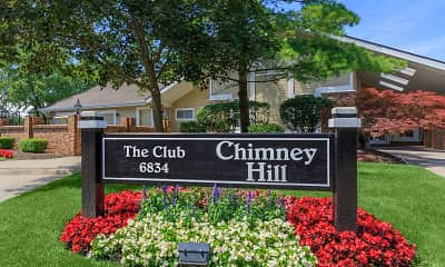 Community Signage, Chimney Hill Apartments, 0