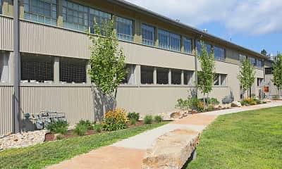 Building, Ames Shovel Works Apartments, 2