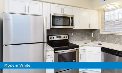 Kitchen, Moorestowne Woods Apartment Homes, 0