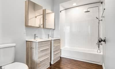 Bathroom, 2500 N Clybourn, 2