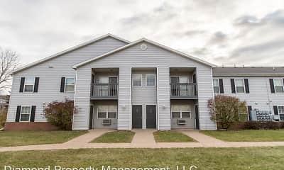 Building, Jackson Farm Apartments, 1