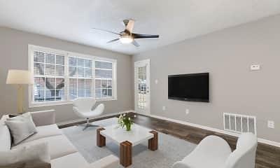Living Room, Rosemont Brook Hollow, 0