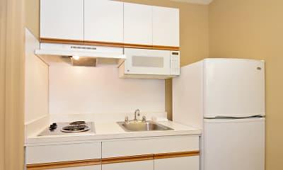 Kitchen, Furnished Studio - Washington, D.C. - Reston, 1
