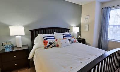 Bedroom, The Apartments at Diamond Ridge, 1