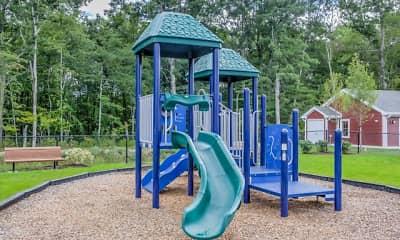 Playground, Cottonwood One Upland, 2
