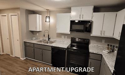 Kitchen, Linden Pointe Apartment Homes, 0