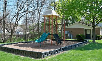 Playground, Crossgates Apartments, 1