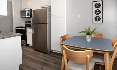 Kitchen, Crosstown Commons, 1