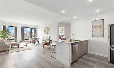 Living Room, 460 Grand Street, 0