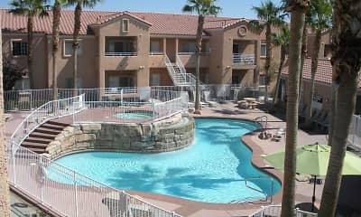 Pool, Craig Ranch Villas, 0