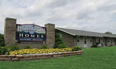 Community Signage, Horizon Homes Retirement Community, 0
