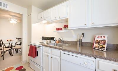 Kitchen, Huntington Green, 0
