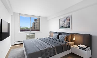 Bedroom, 500 W. Belmont, 1