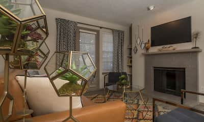 Living Room, Greenwood Creek, 1