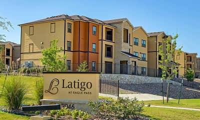 Community Signage, Latigo at Eagle Pass, 2