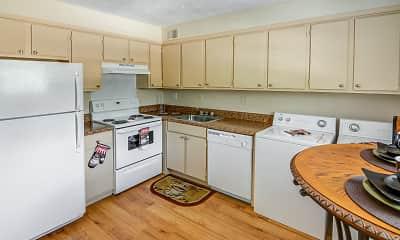 Kitchen, The Abington, 0