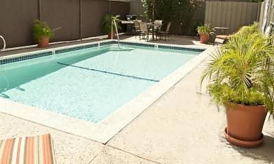 Pool, The Newporter Apartments, 2