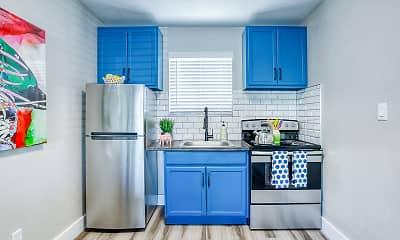 Kitchen, Fusion, 1