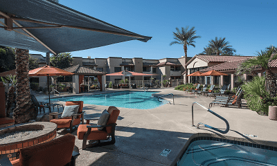 Pool, Scottsdale Highlands, 0