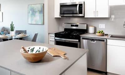 Kitchen, Avalon Easton Apartments, 0