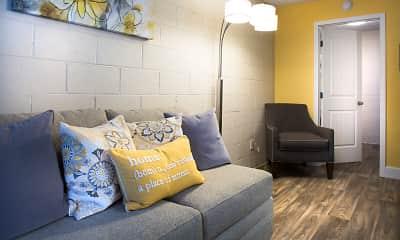 Living Room, Avenue 965, 1