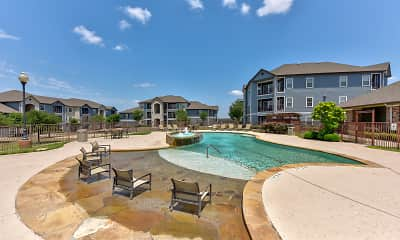 Pool, The Residence At Eagle Pass, 1
