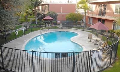 Pool, The Springdale, 0